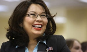 Tammy Duckworth will be the first woman in the Senate to have served in combat.