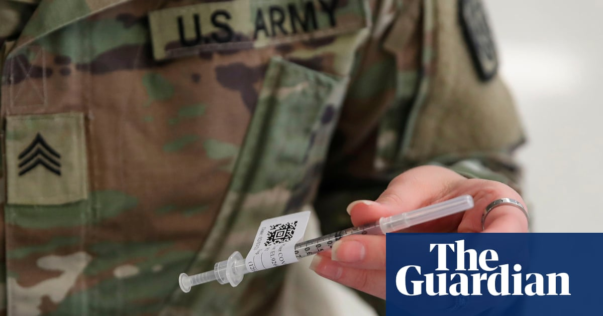 'We need a healthy and ready force': Pentagon to mandate Covid vaccine for US military