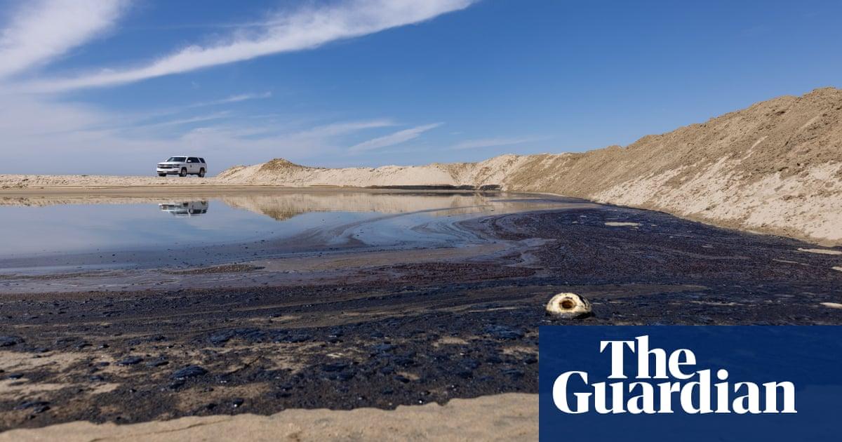 California beaches closed as 'devastating' oil spill threatens wildlife