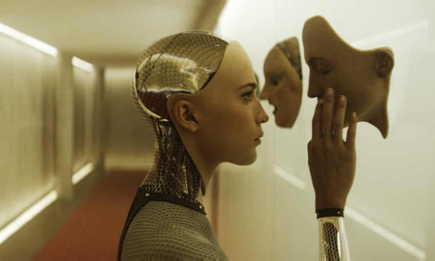 The chatbot signals the approach of an era of sophisticated human-robot interactions - although perhaps not quite as sophisticated (or sinister) as that seen in Ex Machina.