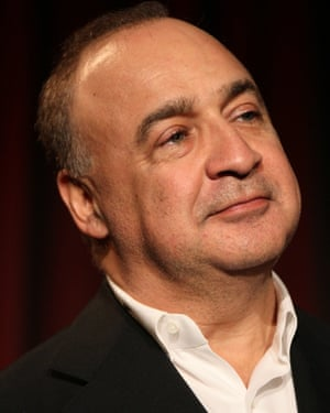 Leo Blavatnik: the Tate's Switch House was named after him following a £50m donation.