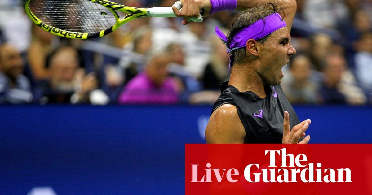 US Open mens semi-final: Rafael Nadal v Matteo Berrettini – live!