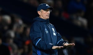Tony Pulis is set to lead West Brom to a top-half finish despite going two months without a league win.