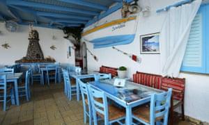 Sirocco, Milos, Greece.