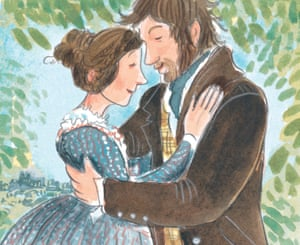 Mr Rochester and Jane Eyre