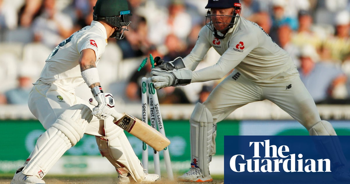 Jonny Bairstow's role in the middle order is key to England's future | Barney Ronay