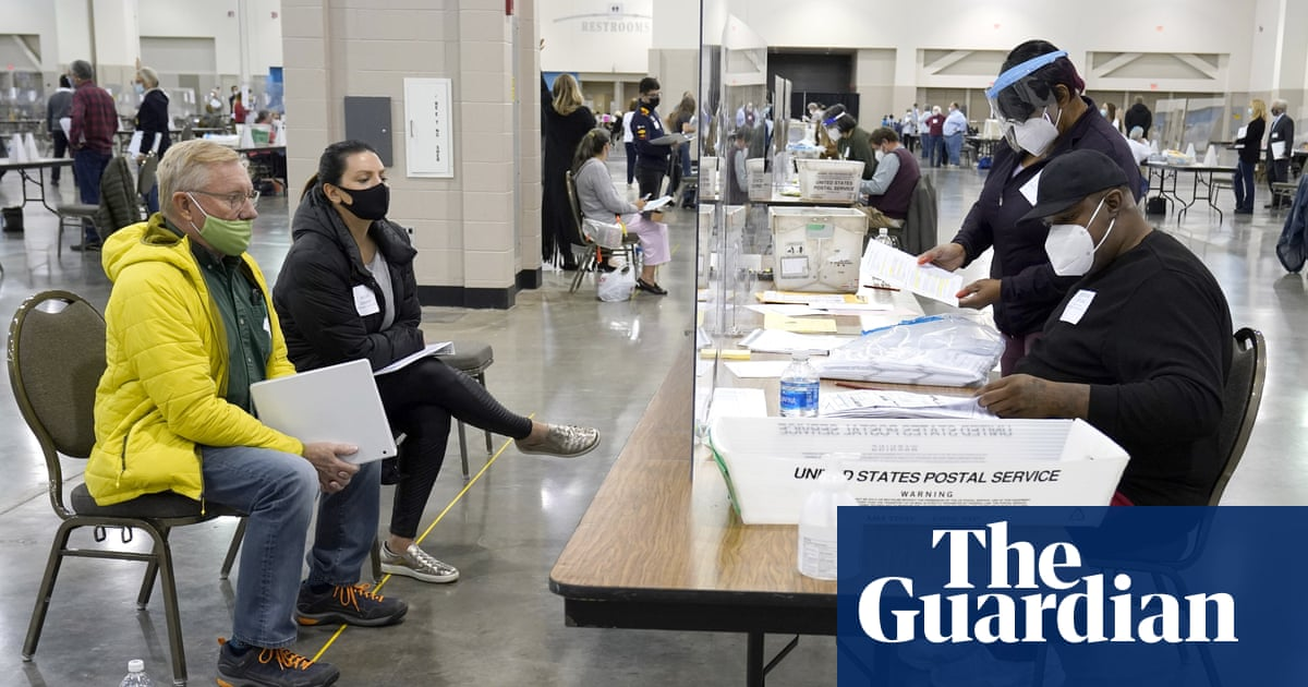 Joe Biden gains votes in Wisconsin county after Trump-ordered recount – The Guardian
