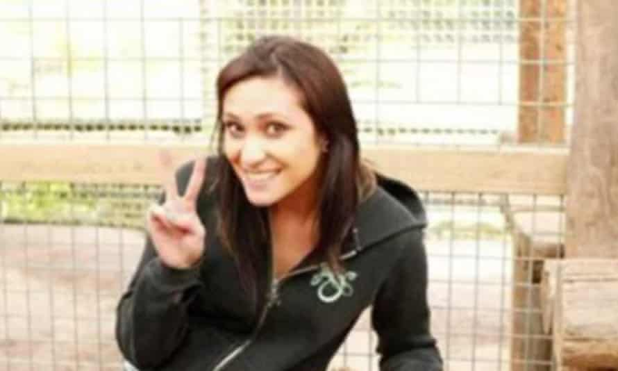 Warriena Wright, 26, from Lower Hutt, New Zealand, fell 14 storeys to her death from the balcony of Gable Tostee's Surfers Paradise unit.