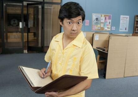 Ken Jeong as Señor Chang in Community.