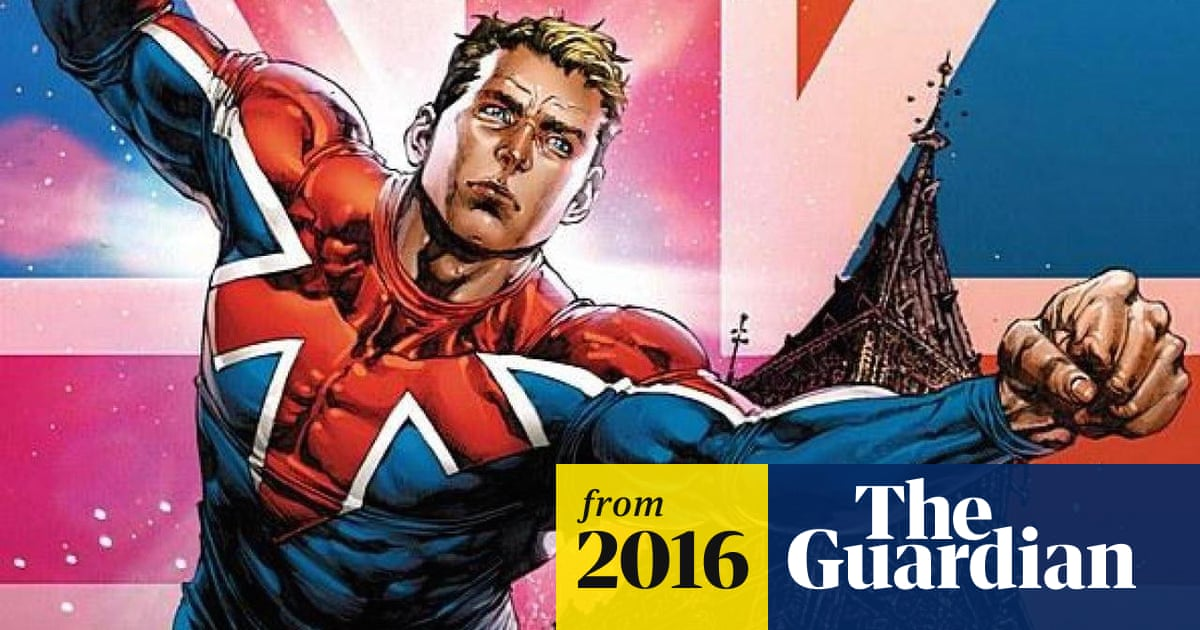 Captain Britain would fight to remain in EU, says superhero's