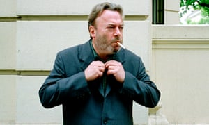 Christopher Hitchens: full of 'indignant energy' to the last.