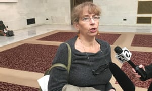 Since she first saw the footage of her son getting beaten, Olga Petrov said she, too, has been suffering from psychological distress and post-traumatic stress disorder.