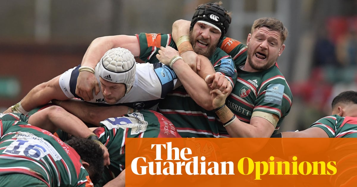 Player welfare must be more than a slogan in packed rugby year ahead | Ugo Monye