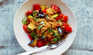 Vegan food and drink food the guardian the new vegan meera sodhas recipe for ratatouille forumfinder Images