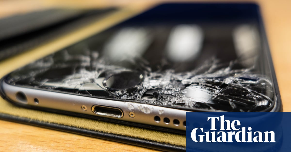 Welcome to the future, where your phone can fix its own