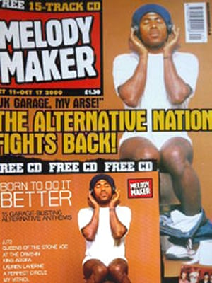 Melody Maker Craig David