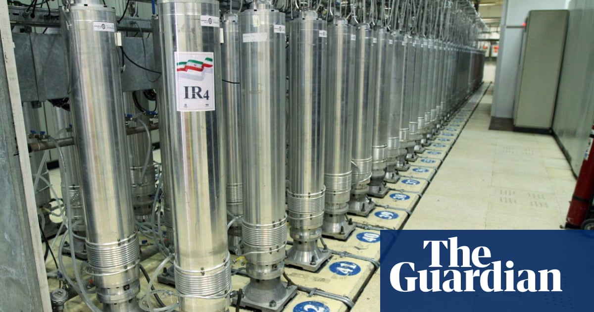 Attack on Natanz nuclear plant 'will set back Iran's programme by nine months'