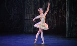 'This production is very challenging technically' …Shiori Kase as the Sugar Plum Fairy.
