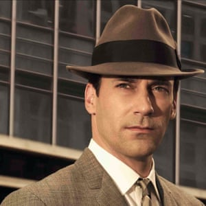 2007, MAD MENJON HAMM Character(s): Don Draper Television 'MAD MEN' (2007) 19 July 2007 SAB4140 Allstar/LIONSGATE TELEVISION (TV-Serie, USA 2007-2015) **WARNING** This Photograph is for editorial use only and is the copyright of LIONSGATE TELEVISION and/or the Photographer assigned by the TV or Production Company & can only be reproduced by publications in conjunction with the promotion of the above TV Programme. A Mandatory Credit To LIONSGATE TELEVISION is required. The Photographer should also be credited when known. No commercial use can be granted without written authority from the TV Company.