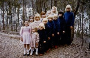 Children of the Family at Lake Eildon