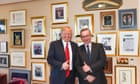 Gove and co were once thrilled to be close to Trump. Now see them run | Nick Cohen