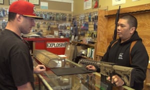 High Bridge Arms, the last gunshop in San Francisco, California