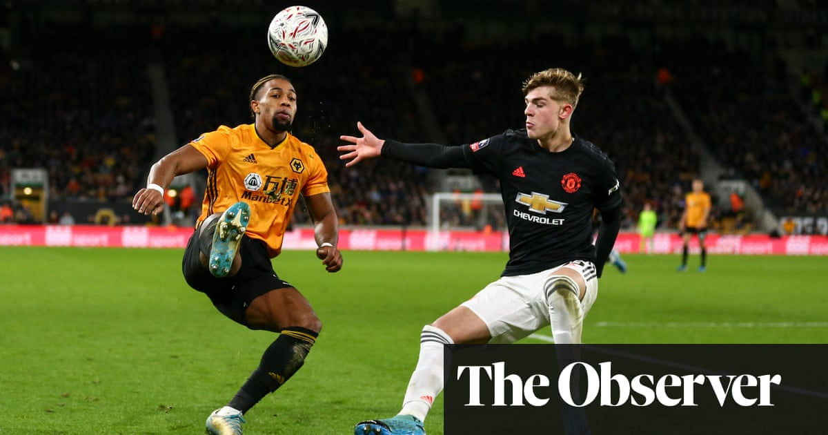 Wolves stalemate shows Manchester United lack their old fear factor   Jonathan Wilson