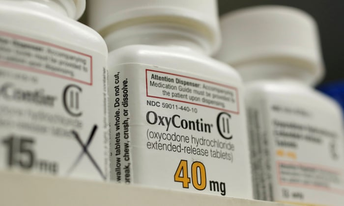 The making of an opioid epidemic | News | The Guardian