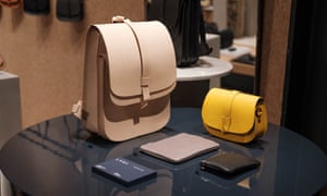 LPOL's (Lost Property of London) totes, rucksacks and satchels are all crafted with a zero-waste philosophy