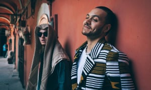 Yussef Kamaal: 'We can wear tracksuits and play, we're not busting the suit and tie thing'