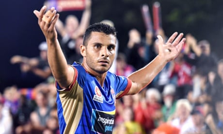 Andrew Nabbout's A-League double helps Jets past Melbourne City