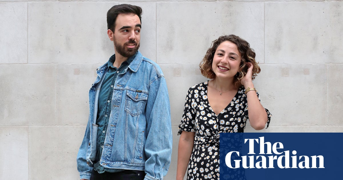 Blind date: 'He dealt with the fish falling off his taco very smoothly'