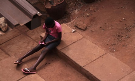 1 in 10 15-year-old Kenyan girls have sex to get money to pay for sanitary pads, according to one study