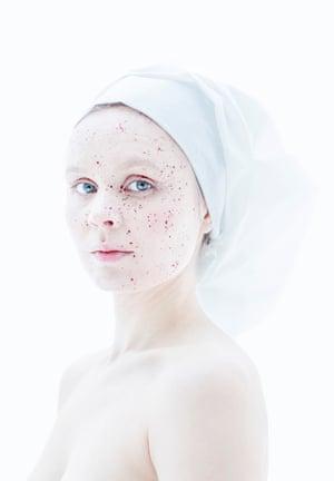 Broken face, from ReWound, 2014