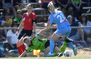 W-League, Canberra v Melbourne City