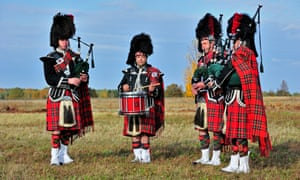 Modern bagpipes, which don't require seasoning, can harbour the fungi that causes hypersensitivity pneumonitis.