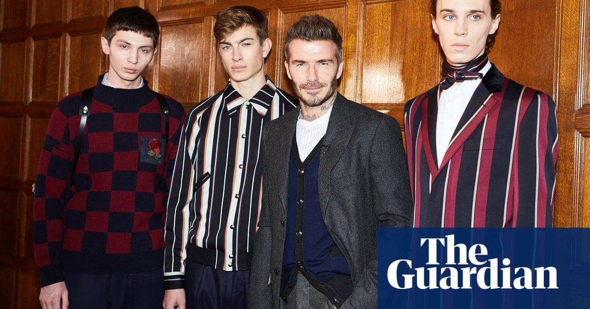 7b272fc593 David Beckham s menswear label doffs cap to Peaky Blinders. Men s fashion