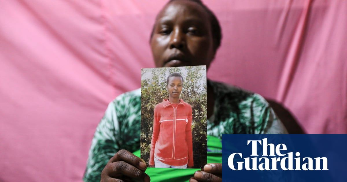Army chief 'appalled' by British soldiers' alleged role in killing of Kenyan woman