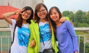 Hanoi kids tours with hanoikids.org
