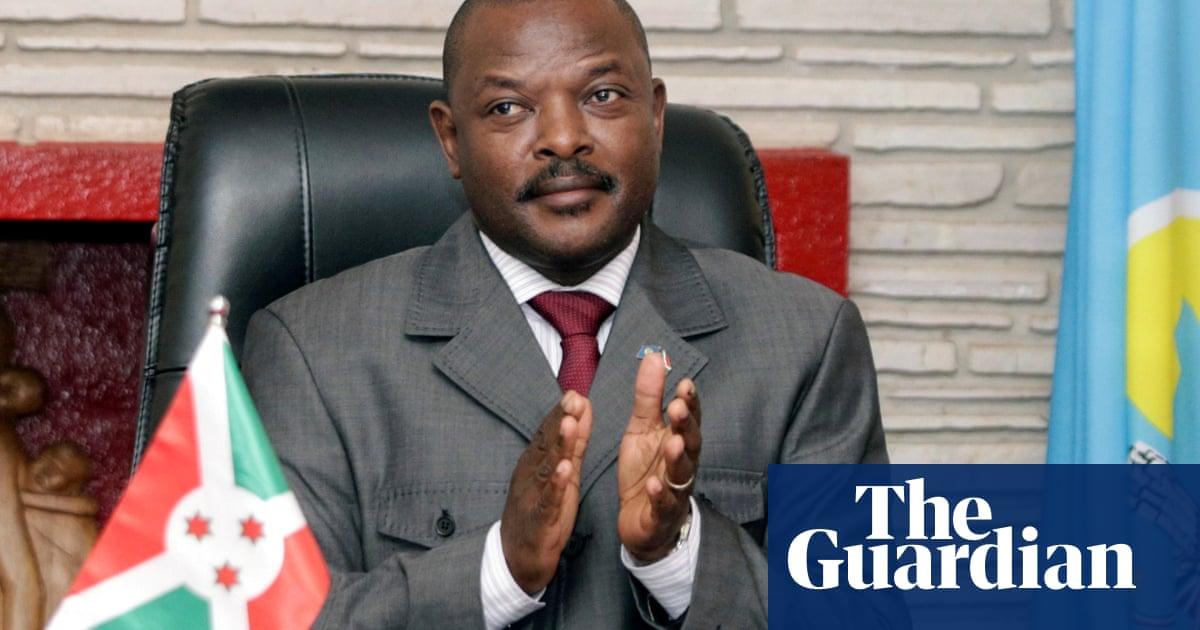 Burundi President Dies Of Illness Suspected To Be Coronavirus World News The Guardian