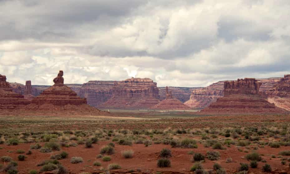 Utah's Bears Ears national monument, which the Trump administration downsized in 2017.