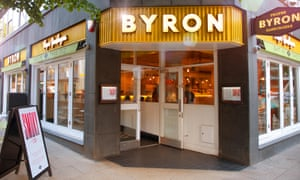 The good old days: Hutton Collins Partners paid £100m for Byron Burgers in 2013.