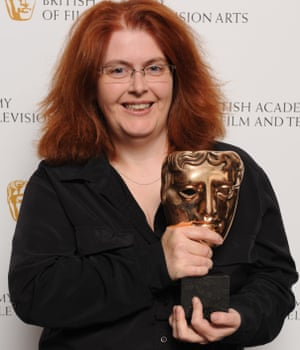 Happy Valley writer and director Sally Wainwright.