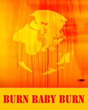Burn Baby Burn by Myka Baum