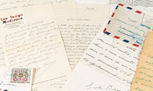 A selection of Beauvoir's letters to Leduc between 1945 to 1972.