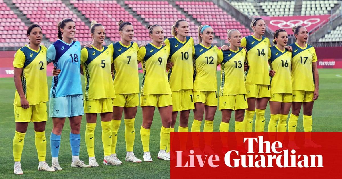 Australia v Sweden: 東京オリンピック 2020 women's football semi-final – live!