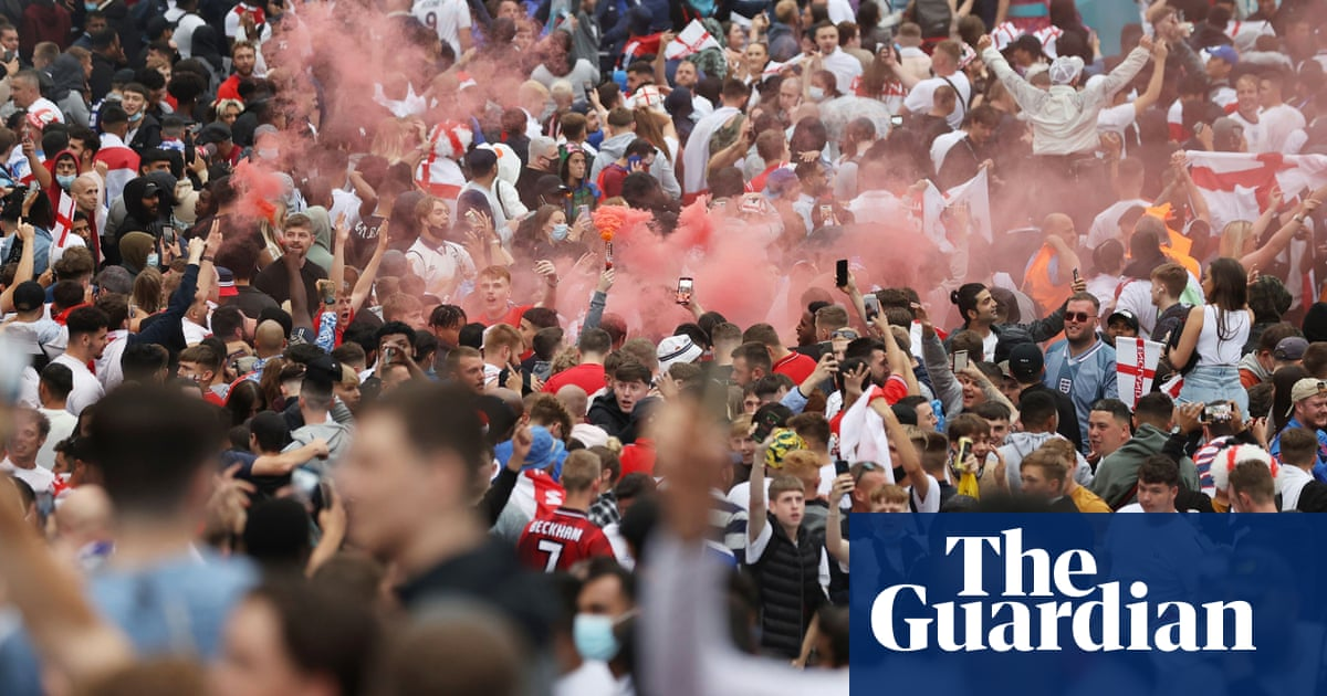 Man arrested over online racist abuse of England footballers