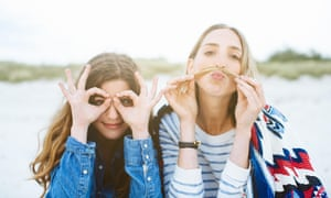 A study found that those who valued friendships highly were healthier and happier.