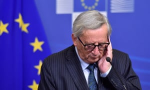 European commission president Jean-Claude Juncker has the spectre of a US trade war to deal with, in addition to all of the EU's other local difficulties.