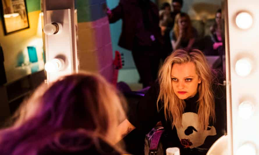Elisabeth Moss as Becky in Her Smell.